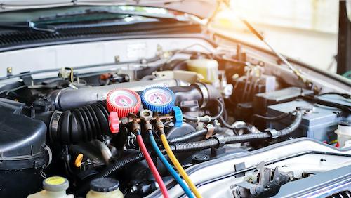 Specialized Truck & Auto AC repair service