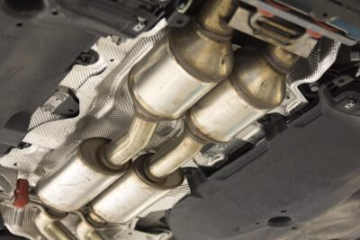 The rise of catalytic converters being stolen in Houston