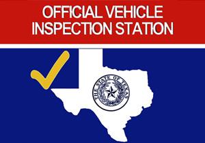 Auto Repair Houston Block Inspection