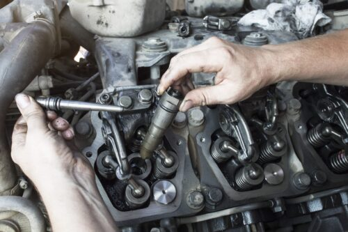 why you need a diesel mechanic shop