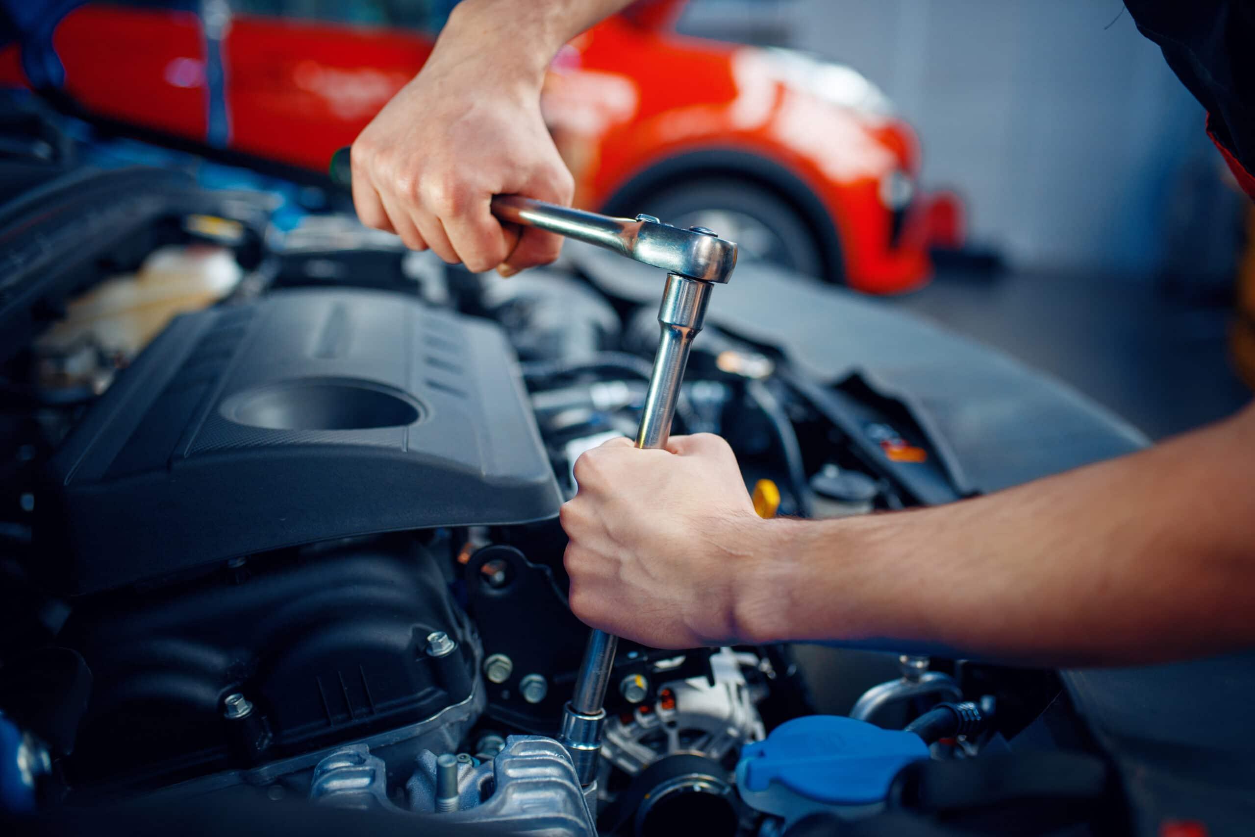 Engine Services Mechanic